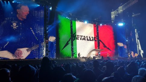 Metallica marketing ippogrifo